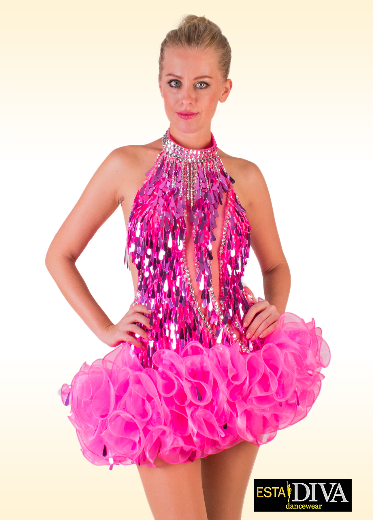 be0a14158 Latin Dance Dress | Latin Competition Dresses for Sale| ESTA DIVA ...