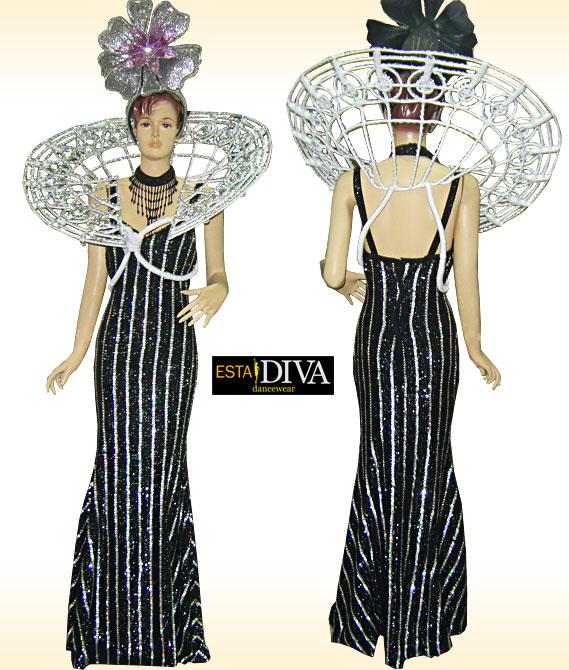Sequin Dress - Prima Diva [sequin-dress-18] - €215.00 - ESTA DIVA ...